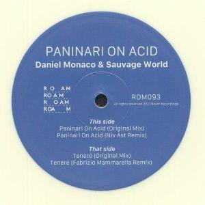 DANIEL MONACO/SAUVAGE WORLD - Paninari On Acid