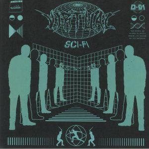 DJ AQUATRAXX - Virtual Sci Fi EP