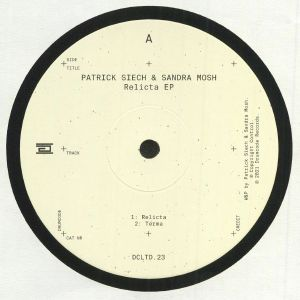 SIECH, Patrick/SANDRA MOSH - Relicta EP