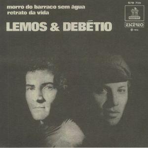LEMOS, Toninho/PAULO DEBETIO - Morro Do Barraco Sem Agua (reissue)