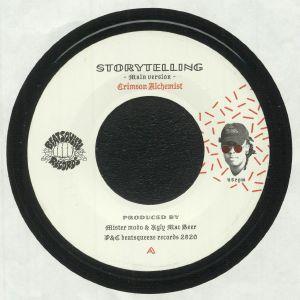 MISTER MODO/UGLY MAC BEER/CRIMSON ALCHEMIST - Storytelling