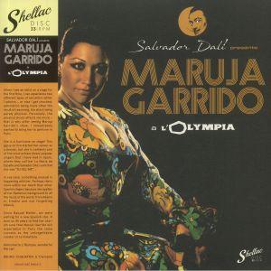 GARRIDO, Maruja - Salvador Dali Presente Maruja Garrido A L'Olympia