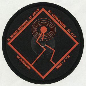 OMAR - Terremoto EP