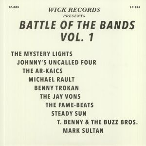 VARIOUS - Battle Of The Bands Vol 1