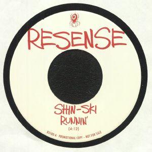 SHIN SKI - Runnin'