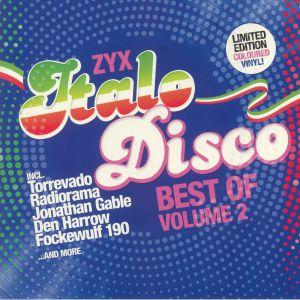 VARIOUS - ZYX Italo Disco: Best Of Vol 2