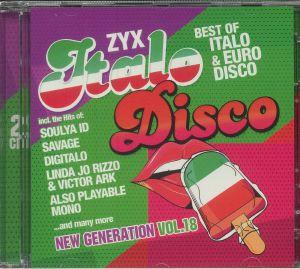 VARIOUS - ZYX Italo Disco New Generation Vol 18