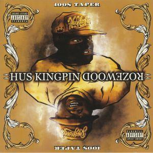 HUS KINGPIN/ROZEWOOD - 100$ Taper