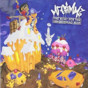 MF GRIMM - The Hunt For The Gingerbread Man 2: Get The Dough