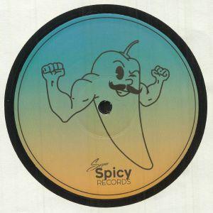 OUIMET, Robert/DAVE GODIN/ALEXNY/COSMOCOMICS/INER/JB BOOGIE/FRANK VIRGILIO - Super Spicy Recipe Vol 3