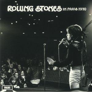 ROLLING STONES, The - Let The Airwaves Flow Vol 5: Live In Paris 1970