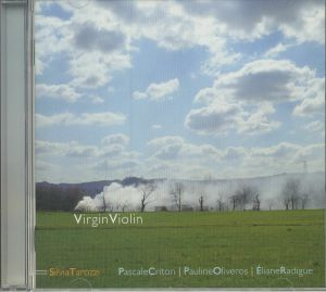 TAROZZI, Silvia - Virgin Violin