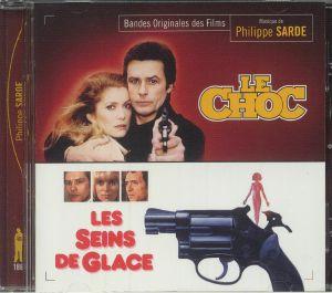 SARDE, Philippe - Le Choc/Les Seins De Glace (Soundtrack)
