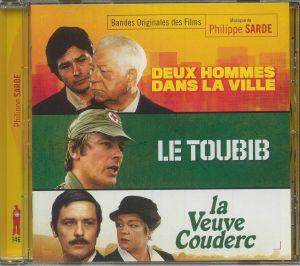 SARDE, Philippe - Deux Hommes Dan La Ville/Le Toubib/La Veuve Couderc (Soundtrack)