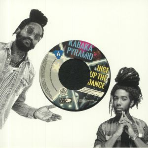 KABAKA PYRAMID/ROYAL BLUE - Nice Up The Dance
