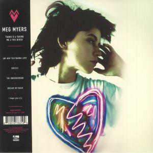 MYERS, Meg - Thank U 4 Taking Me 2 The Disco/I'd Like 2 Go Home Now