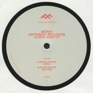 MORAY/DIFFERENT REFLEXION - Alfrent Vicent EP