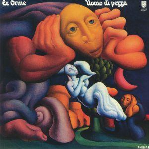 LE ORME - Uomo Di Pezza (reissue)