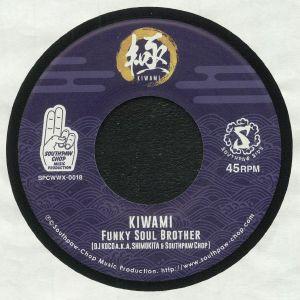 FUNKY SOUL BROTHER (DJ KOCO aka SHIMOKITA)/SOUTHPAW CHOP - Kiwami (reissue)