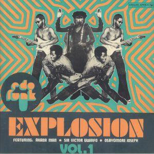 VARIOUS - Edo Funk Explosion Vol 1