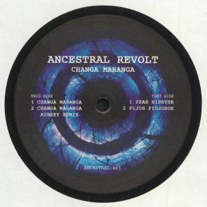 ANCESTRAL REVOLT - Changa Maranga