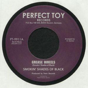 SMOKIN' SHADES OF BLACK - Grease Wheels