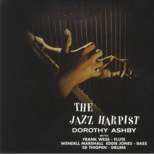 ASHBY, Dorothy - The Jazz Harpist (reissue)