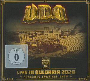 UDO - Live In Bulgaria 2020: Pandemic Survival Show