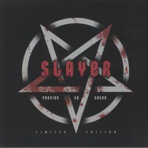 SLAYER - Praying To Satan
