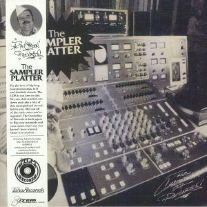 CUSTODIAN OF RECORDS, The/VARIOUS - The Sampler Platter