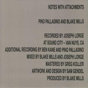 Pino Palladino / Blake Mills - Notes With Attachments
