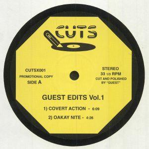 GUEST - Guest Edits Vol 1