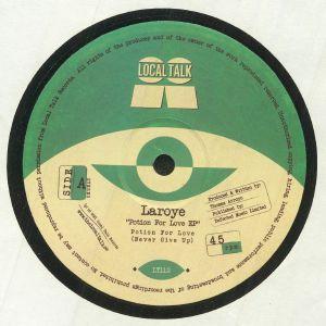 LAROYE - Potion For Love EP