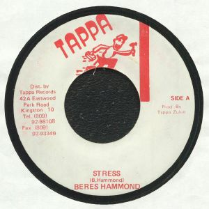 HAMMOND, Beres - Stress