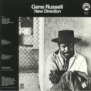 RUSSELL, Gene - New Direction (remastered)