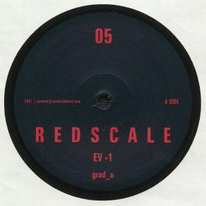 GRAD U - Redscale 05