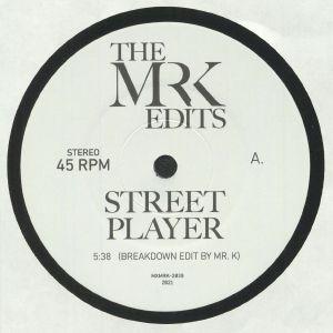 MR K - Street Player