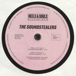 SOUNDSTEALERS, The/AMAZONIA - Steal It An' Deal It