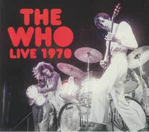 WHO, The - Live 1970