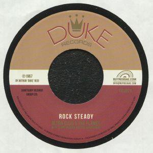 ELLIS, Alton & THE FLAMES/TOMMY McCOOK & THE SUPERSONICS/PHYLLIS DILLON - Rock Steady (reissue)