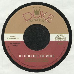 ELLIS, Alton/THE FLAMES/TYRONE EVANS - If I Could Rule The World
