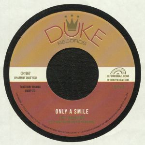 PARAGONS, The/TOMMY McCOOK & THE SUPERSONICS/THE SOUL LADS - Only A Smile