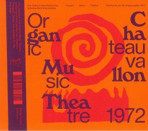 DON CHERRYS NEW RESEARCHES feat NANA VASCONCELOS - Organic Music Theatre: Festival De Jazz De Chateauvallon 1972