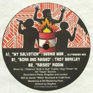 BEENIE MAN/TROY BERKLEY - My Salvation