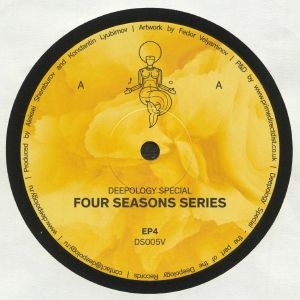 COSSWAY/ANDREY DJACKONDA/MINUBE/EREFAAN PEARCE/DANCE CHANCE ROMANCE - Four Seasons Series EP 4
