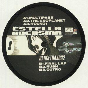 BOERSMA, Estella - Dance Trax Vol 32