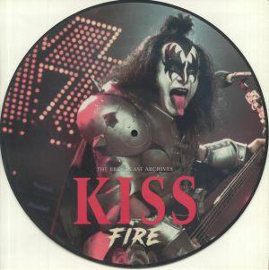 KISS - Fire: The Broadcast Archives
