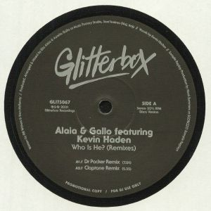 ALAIA & GALLO feat KEVIN HADEN - Who Is He? (remixes)
