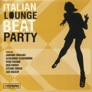 VARIOUS - Italian Lounge Beat Party