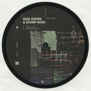 LENTINI, Alex/STOMP BOXX - Fine Line